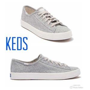 Keds Kickstart Quilt Sneaker